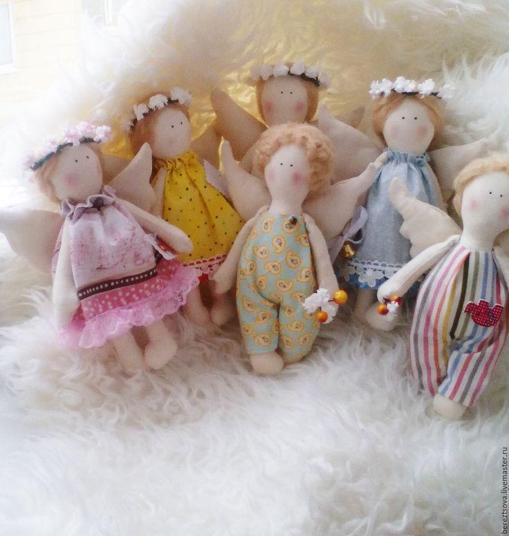 Купить Десант добра и радости - розовый, ангел, ангелочек, ангел-хранитель, ангелы, рождество