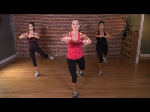 Victoria's Secret Model 10-Minute Workout