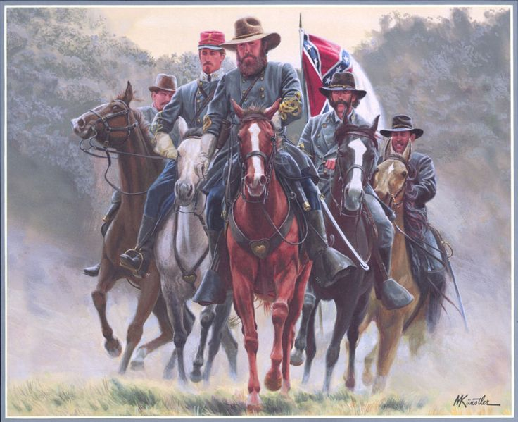 The Wheatfield at Gettysburg