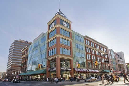 151 Dundas Street retail space for lease