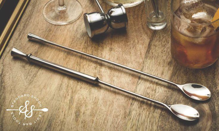 #StandardSpoon sind die wohl besten #barspoons (#Barlöffel) auf dem Markt. Finanziert via #Kickstarter. Mehr auf #BarTrends  http://bar-trends.de/standard-spoon/