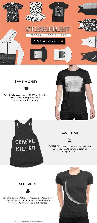 @newkoko2020 STOREFRONT - Apparel Mockups Bundle by Photific on @creativemarket #bundle #graphic #art #digital #discout #quality #bulk #buy #design #trend #pack #megabundle