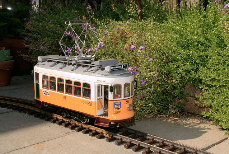 Tram spoor G,  Strassenbahn Spur G, Streetcarh, G