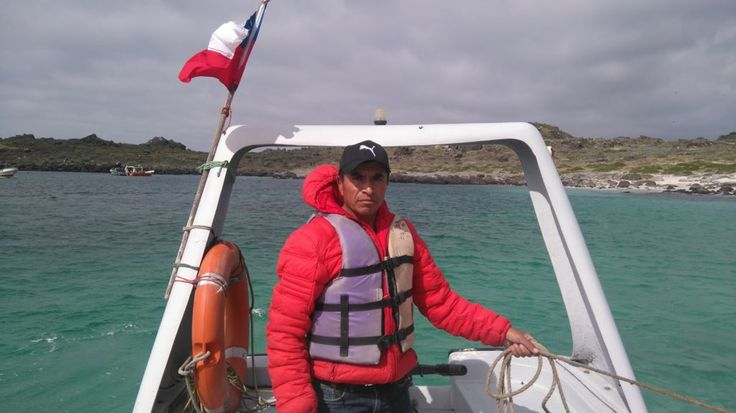 How Chilean fishermen adapted to protect marine life https://link.crwd.fr/4MLd