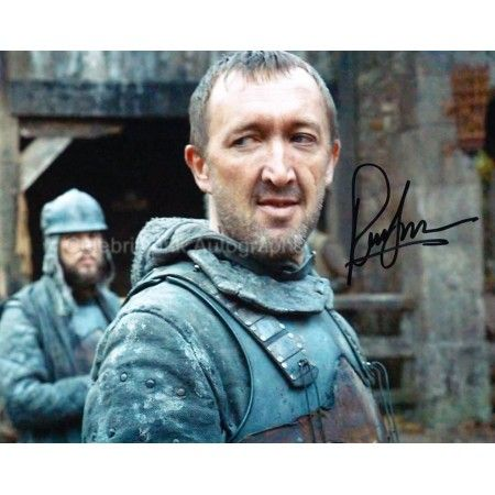 RALPH INESON as Dagmer Cleftjaw - Game Of Thrones