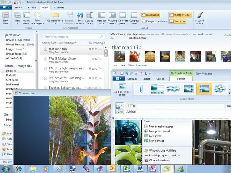 Microsoft Windows Live Mail review | Windows Live Mail lets you leave the web behind Reviews | TechRadar