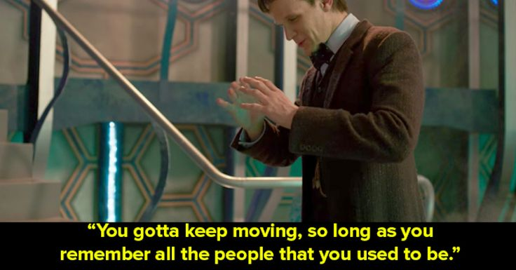 "20 ""Doctor Who"" Moments That People Say Have Helped Them"
