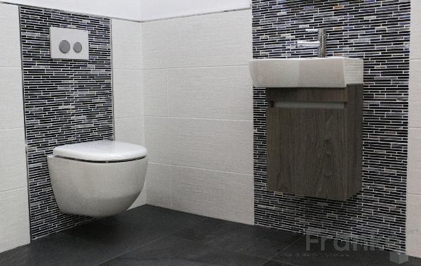 23 besten fliesen im schwarz wei look bilder auf. Black Bedroom Furniture Sets. Home Design Ideas