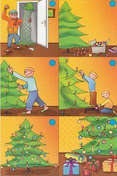 """Képtalálat a következőre: """"logische reeksen kerst"""""""