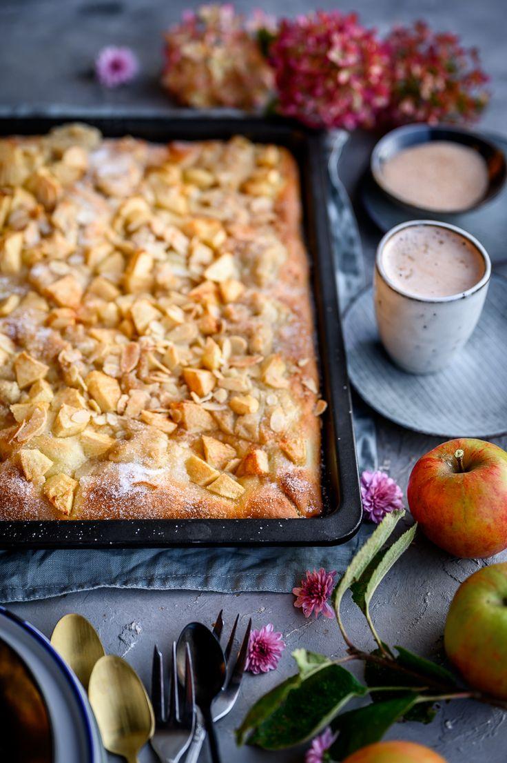 Bratapfel-Butterkuchen