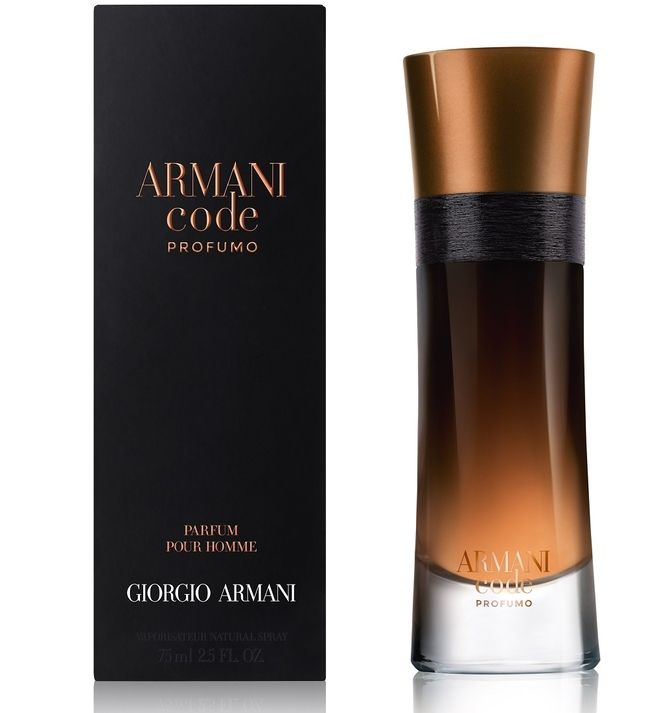Armani Code Profumo ~ New Fragrances