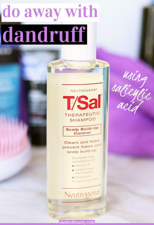 Neutrogena T/Sal Therapeutic Shampoo >><< #MyLifeAsARockstar #SalicylicAcid #dandruff #skincare #scalp