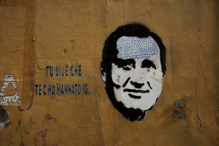 #StreetArt in #Rome, Italy.