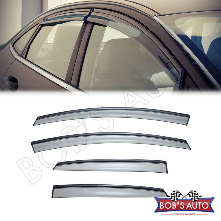 Awesome Amazing Ford Fiesta Sedan 2011-2016 Black TrimSide Window Vent Visor Rain Guard 2018 Check more at http://car24.tk/my-desires/amazing-ford-fiesta-sedan-2011-2016-black-trimclip-onside-window-vent-visor-rain-guard-2018/