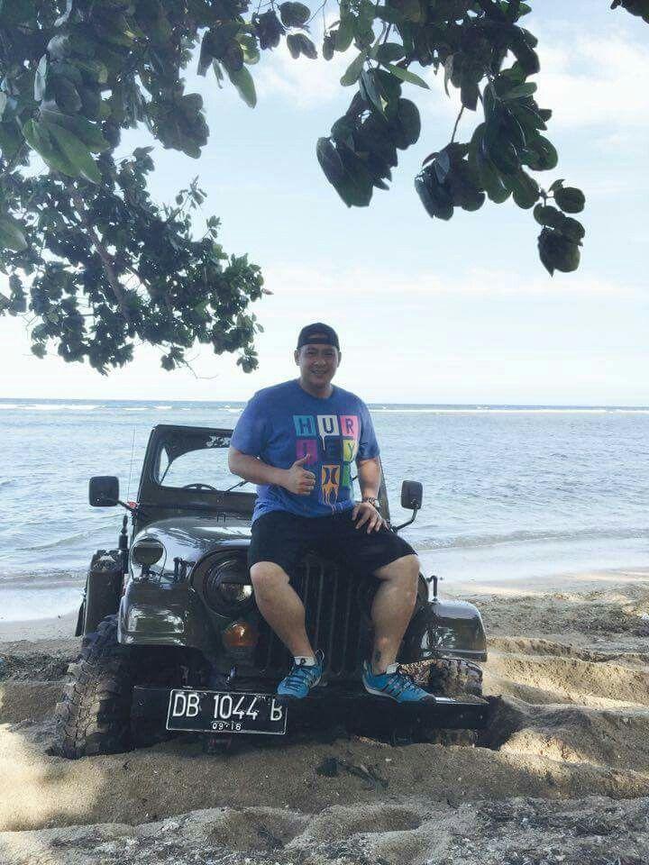 Sand n jeep