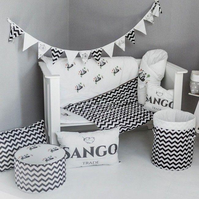 45 best Babykamer zwart wit images on Pinterest | Child room, Baby ...