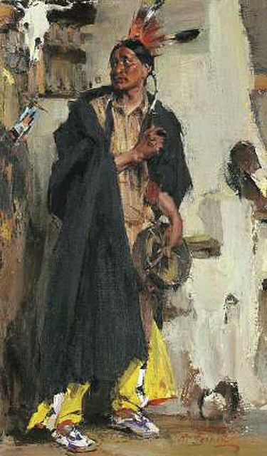 1000 images about new mexico paintings on pinterest for Nicolai fechin paintings for sale