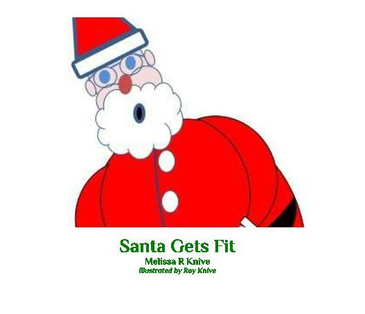 Click to preview Santa Gets Fit photo book