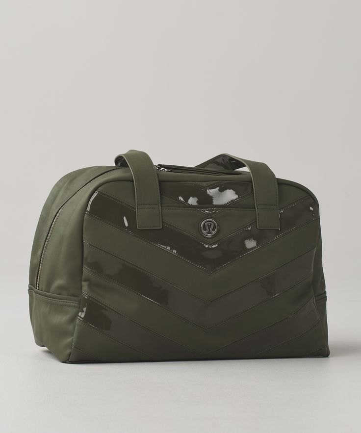 Lululemon Urban Sanctuary Bag: This semi-structured bag was designed to be a catch-all for the urban adventurer.