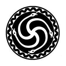 Symbol of the Romuva religion