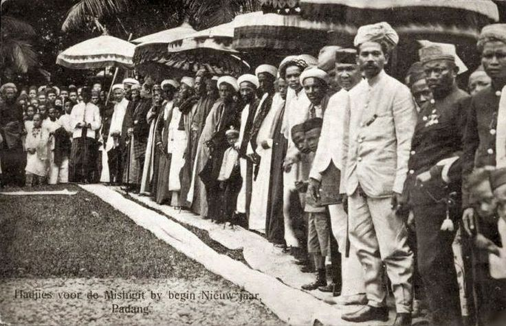 Islam New Year - Padang Sumatra Indonesia ca 1910
