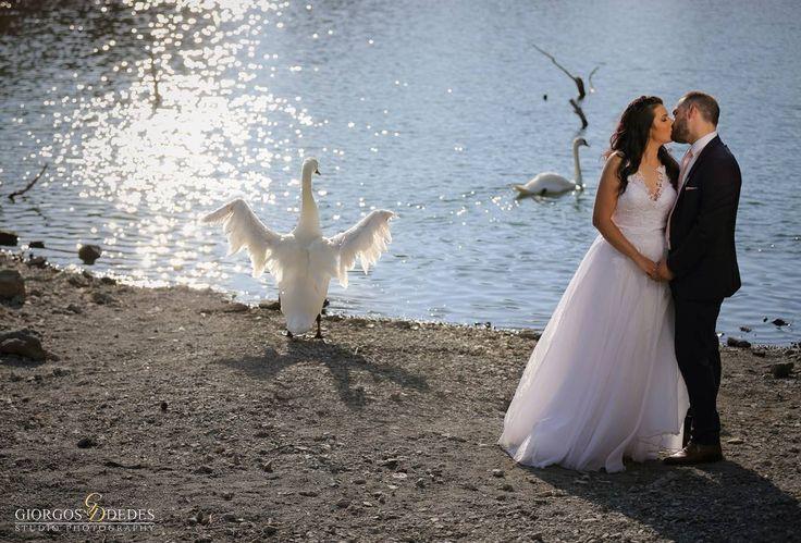 Unique Wedding Photos | Creative Wedding Pictures | Giorgos Dedes Photography