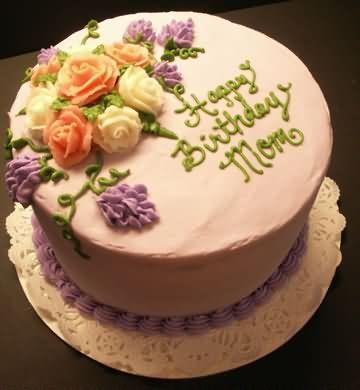 Birthday Cake Images For Mama : 20 mejores imagenes sobre Cake for mum en Pinterest ...