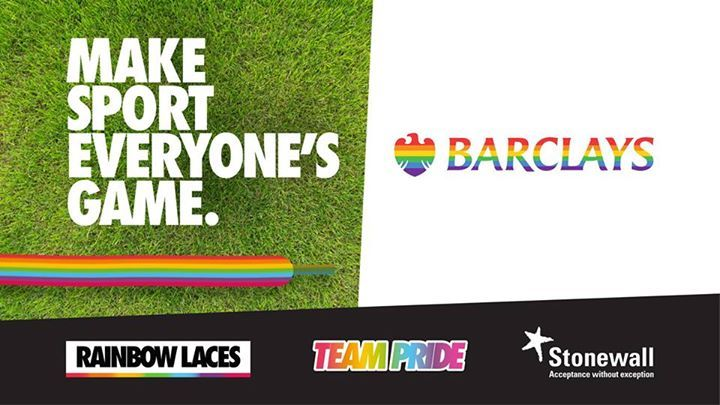 As TeamPride's latest signing we are proud to support Rainbow Laces in its 4th year! A truly #GameChanging effort #fashion #style #stylish #love #me #cute #photooftheday #nails #hair #beauty #beautiful #design #model #dress #shoes #heels #styles #outfit #purse #jewelry #shopping #glam #cheerfriends #bestfriends #cheer #friends #indianapolis #cheerleader #allstarcheer #cheercomp  #sale #shop #onlineshopping #dance #cheers #cheerislife #beautyproducts #hairgoals #pink #hotpink #sparkle #heart…