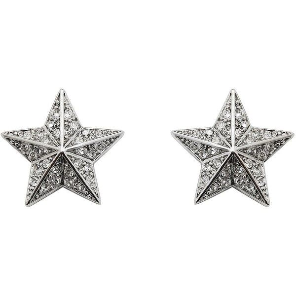 Mimco Star Crossed Stud found on Polyvore