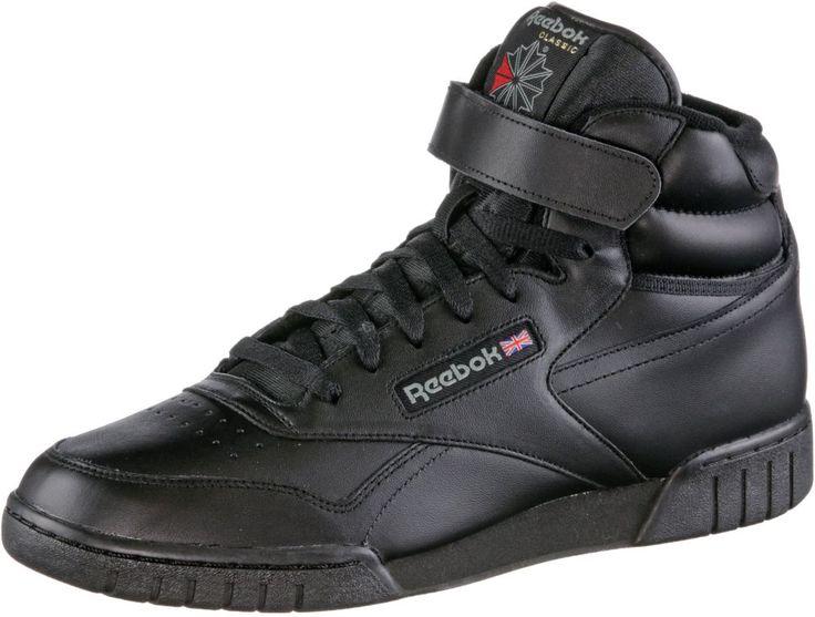 #Reebok #Exo #Fit #High #Sneaker #Herren #schwarz