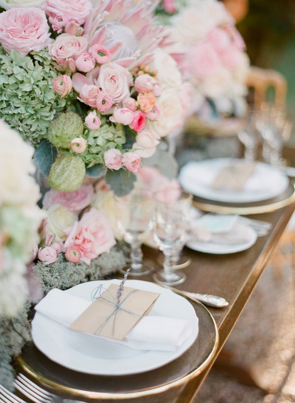 Romantic pink tablescape  #wedding #weddings #aislesociety #engaged #weddinginspiration #destinationwedding #fineartwedding