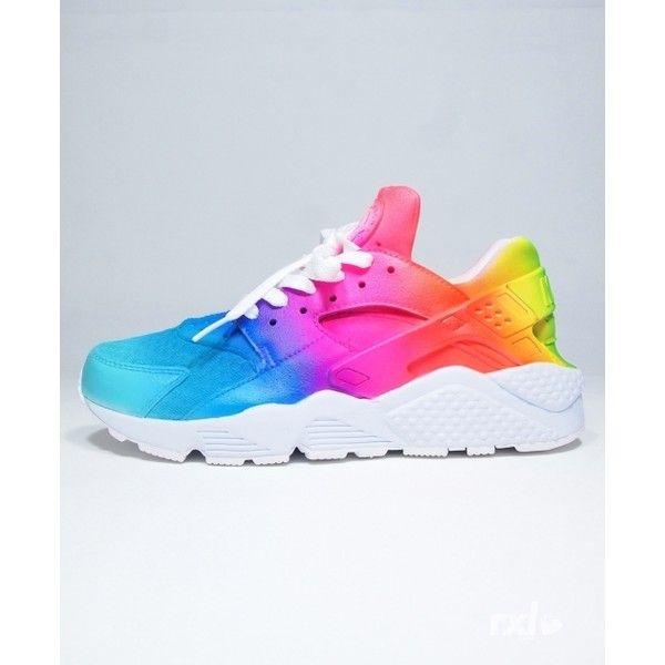 Pastel Huarache Air Blå Nike qSMpUzV