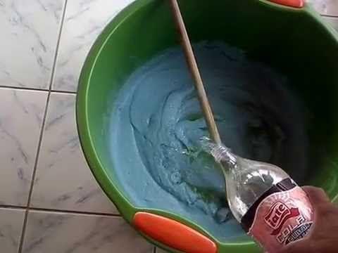 como fazer 60 litros de sabão rapido e barato - YouTube