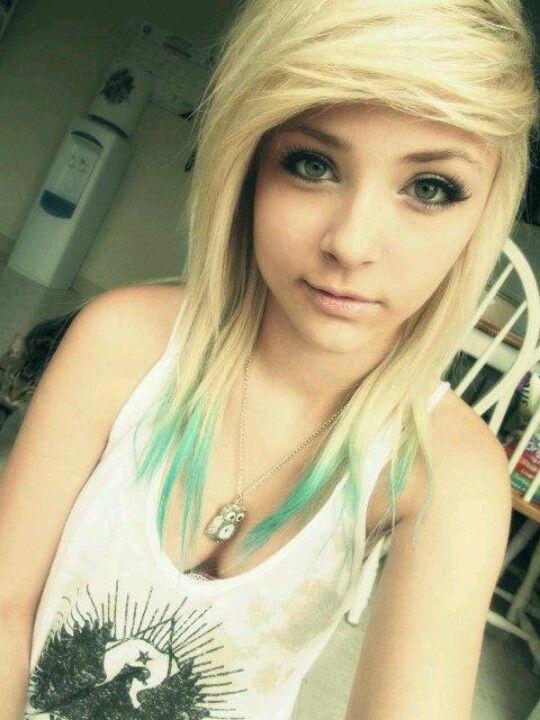 Hairstyles beautiful teen