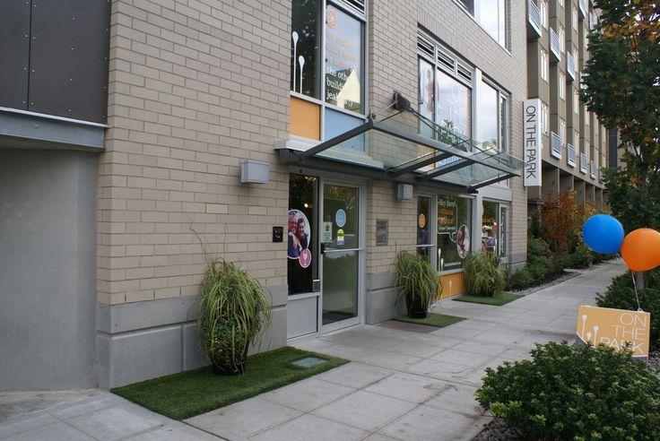 On The Park Condominiums, Seattle, WA - Pewter Brick