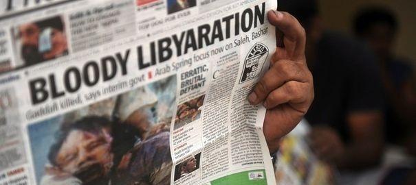 Un rapport renforce les zones d'ombre autour de la mort de Kadhafi