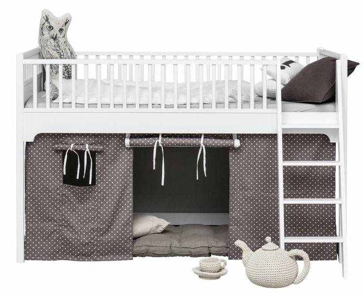ber ideen zu halbhohes hochbett auf pinterest. Black Bedroom Furniture Sets. Home Design Ideas