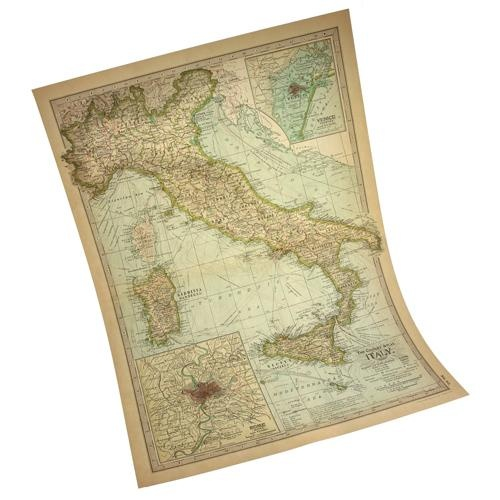 Vintage Italian Map Table Plan Idea http://www.thehandcraftedcardcompany.co.uk/cardcrafts/8944-diy-table-plan-posters-for-weddings-and-special-occasio.asp?refid=8947