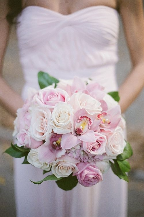 65 best Cymbidium Orchid Wedding Flowers images on Pinterest ...