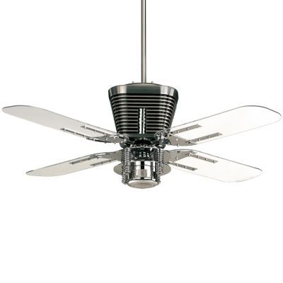 Retro Ceiling Fan by Quorum