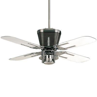 Retro Ceiling Fan by Quorum