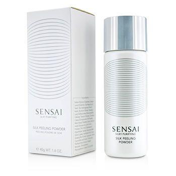 Kanebo Sensai Silky Purifying Silk Peeling Powder (New Packaging) 40g/1.4oz