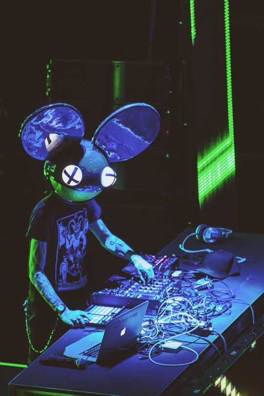 deadmau5. I'm in love...