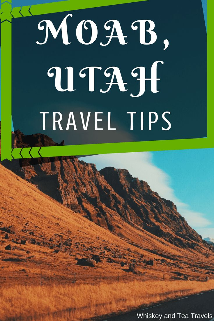 Moab is the hub for all your outdoor activity needs. Surrounded by national parks, national forest, and state parks, Moab is at the top of every adventurers list. Don't forget these tips while visiting Utah's best outdoor town. 1-…