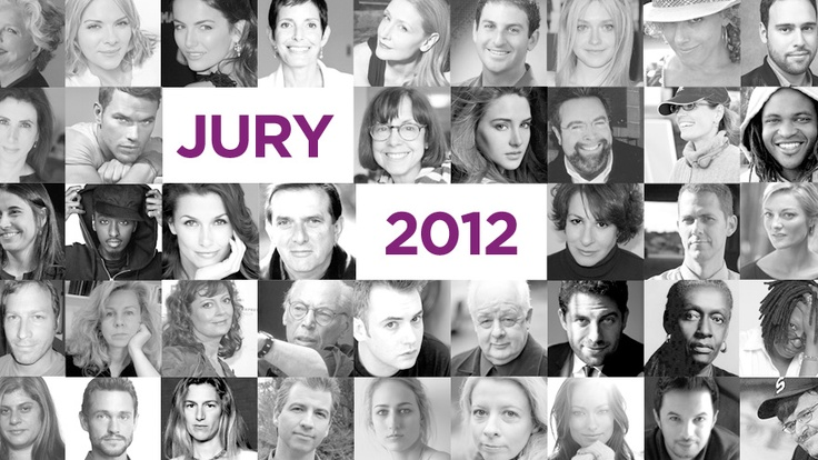This collection of actors and filmakers, including Patricia Clarkson, Dakota Fanning, Mike Newell, Lisa  Schwarzbaum, Jim Sheridan, and Irwin Winkler make up the jury that will decide various awards during the festival. #Tribeca2012
