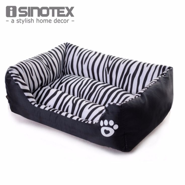 Waterproof Pet Bed Zebra Patterns Sweety Dog House Moistureproof Keep Clean Pets Bed Home For Cats // FREE Shipping //     Buy one here---> https://thepetscastle.com/waterproof-pet-bed-zebra-patterns-sweety-dog-house-moistureproof-keep-clean-pets-bed-home-for-cats/    #hound #sleeping #puppies