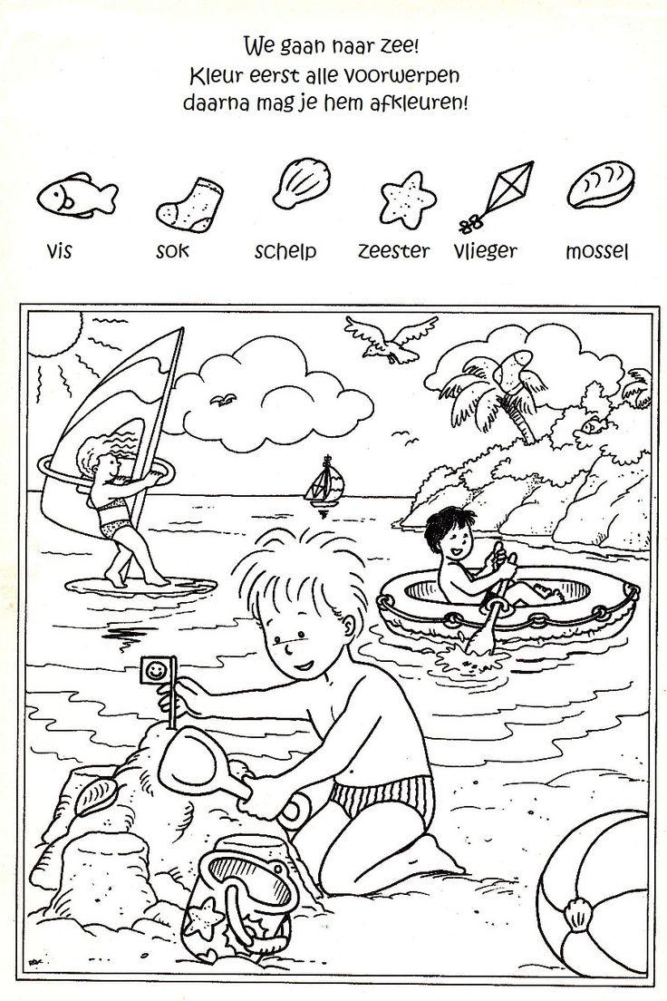 * We gaan naar de zee!