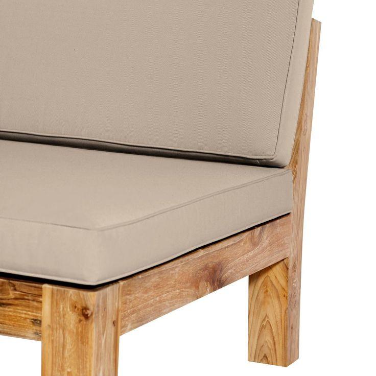 Lounge chair 120cm incl.