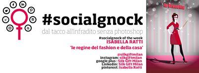 #socialgnock #lereginedelfashionedellacasa