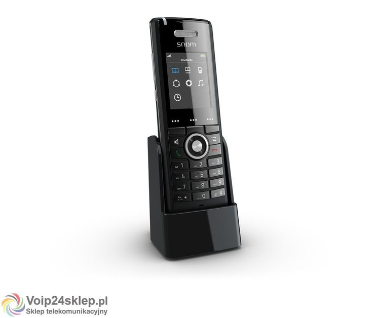 TELEFON BEZPRZEWODOWY VOIP SNOM M65